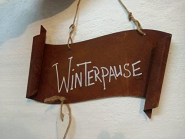 Wir machen Winterpause!